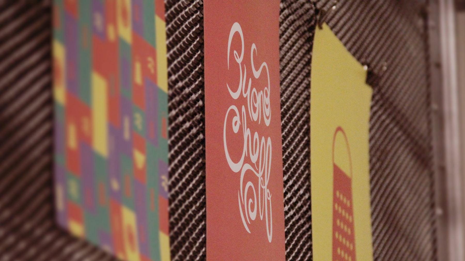 Design de Cartazes Restaurante Bouno Cheff