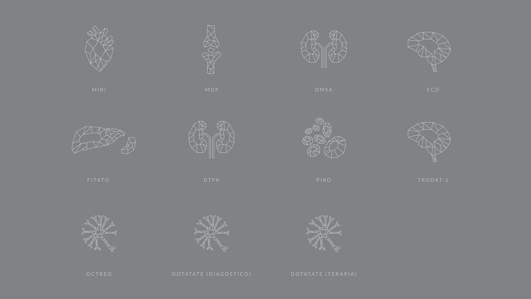 Design de Inocografia para embalagens de Medicamentos.