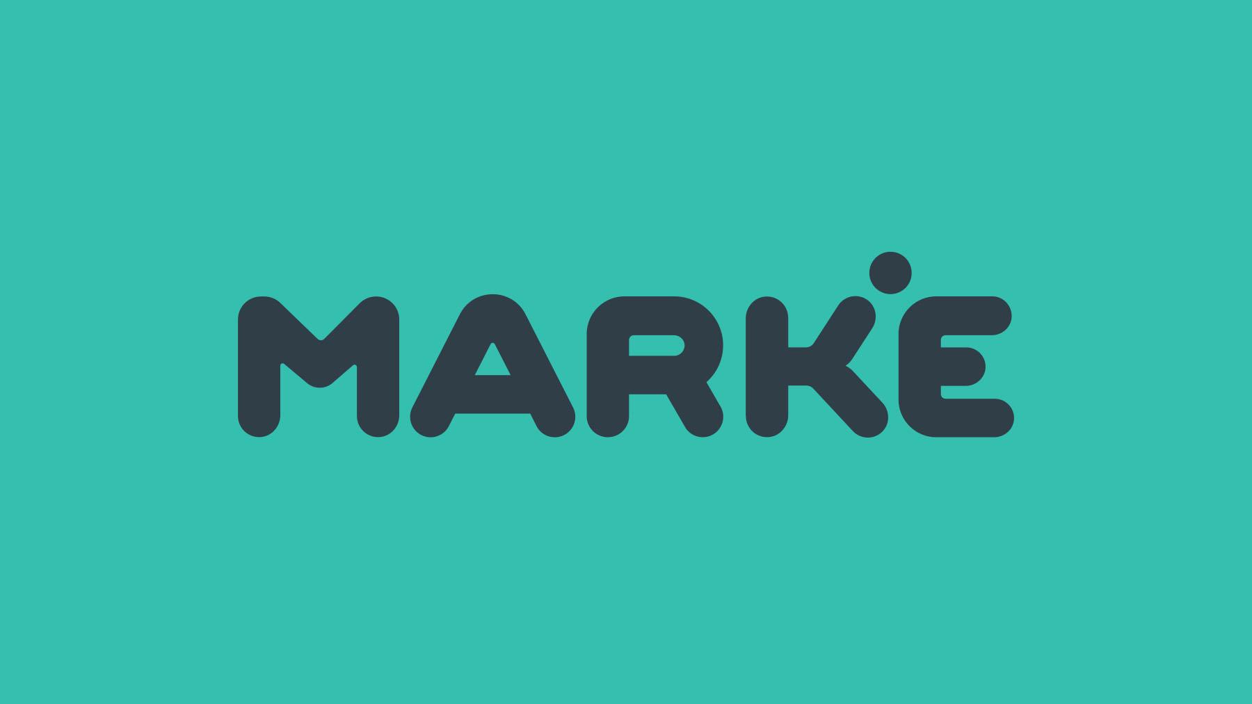 Design de Logotipo Marke, Novo Hamburgo.