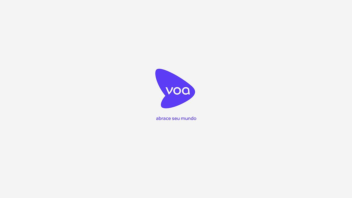 Logotipo Voa