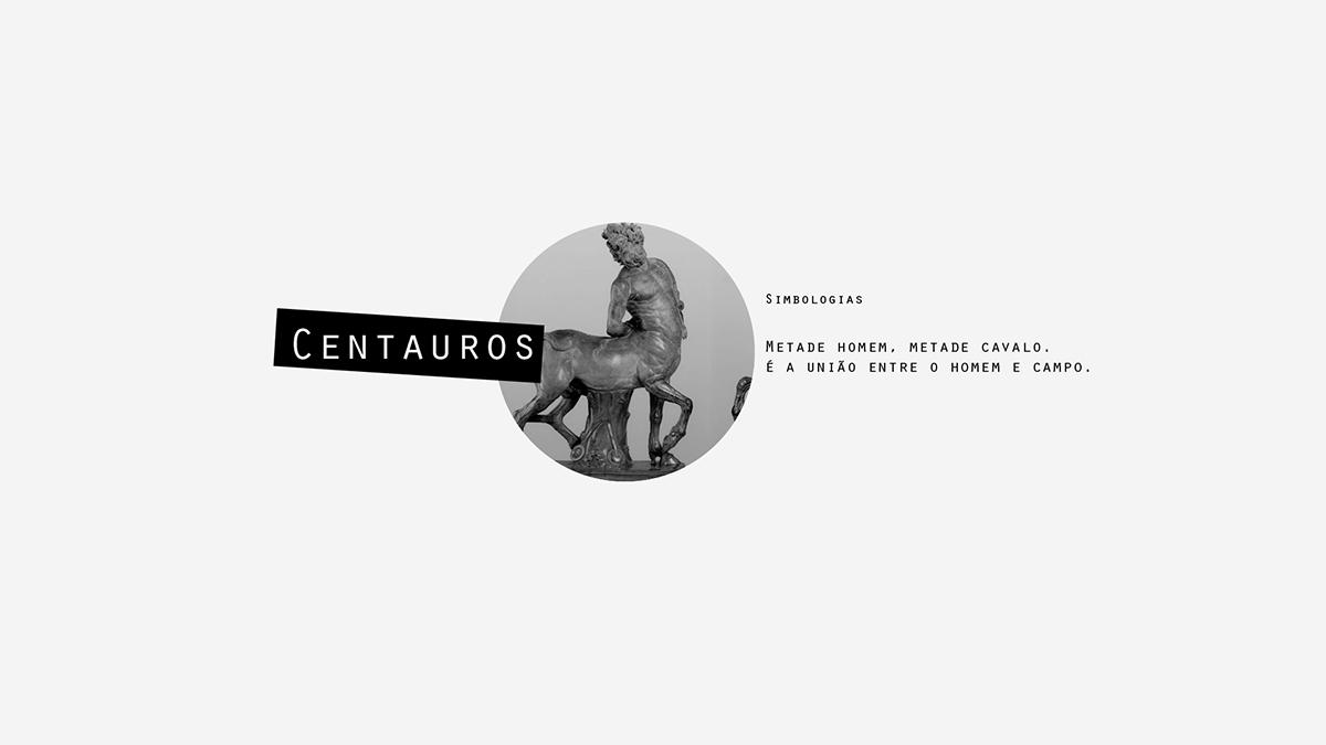 Centauro e o Gaúcho