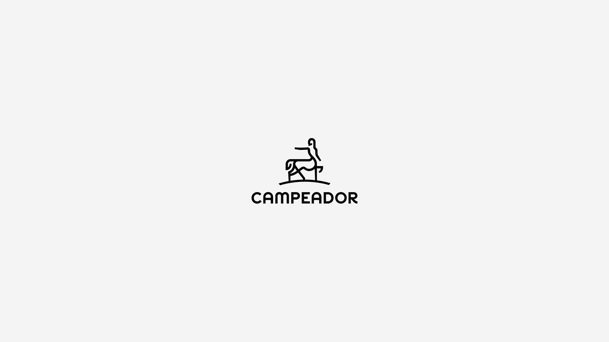 Logotipo Campeador