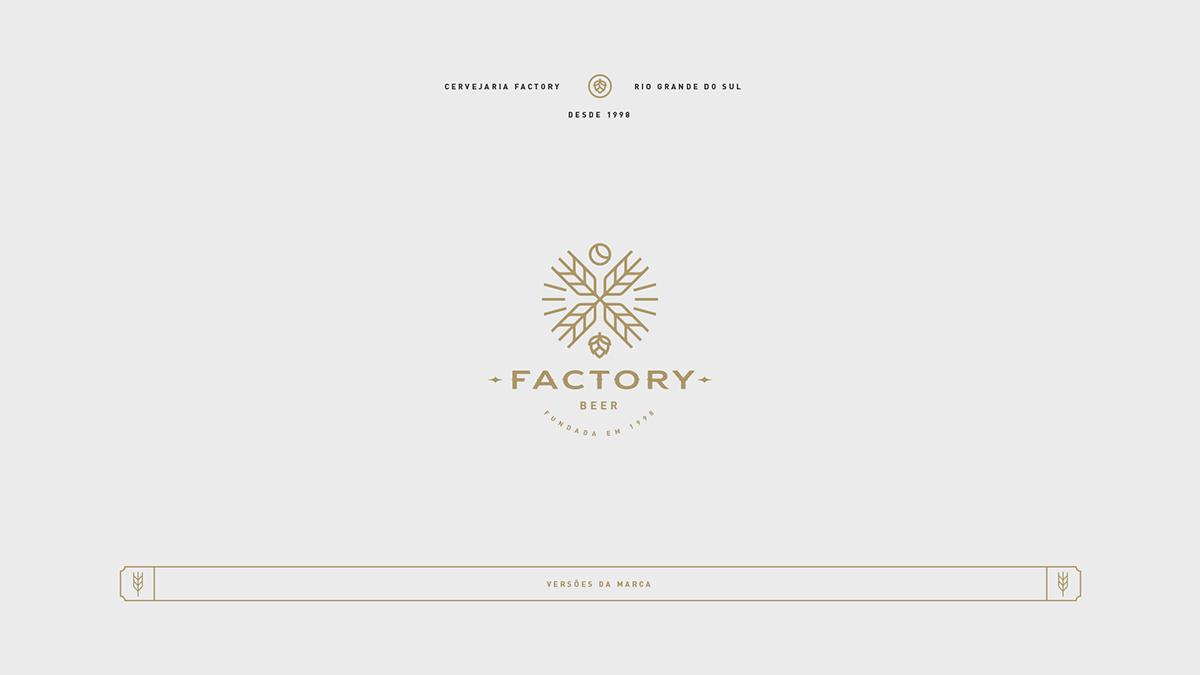 Logo Factory Beer