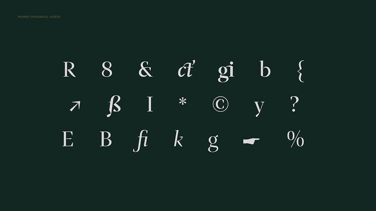 Risch Law Firm - Tipografia